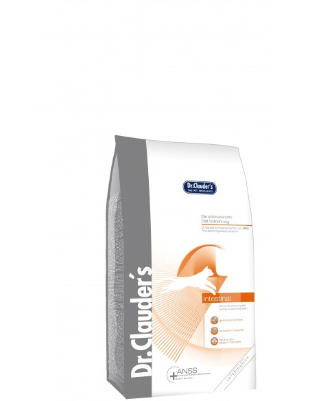 DR CLAUDER DIET CAT INTESTINAL 400 GR