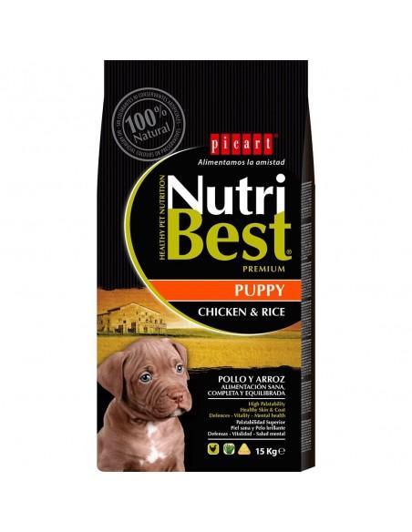 NUTRIBEST DOG PUPPY 15 KG