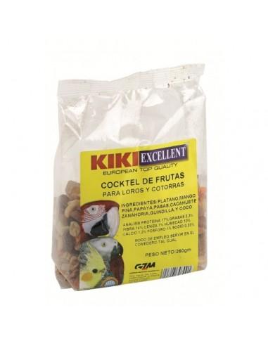 kiki-coctel-fruta-loro-260-gr