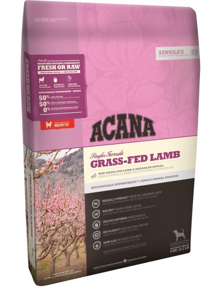 ACANA DOG AD. GRASS-FED LAMB 11.4 KG