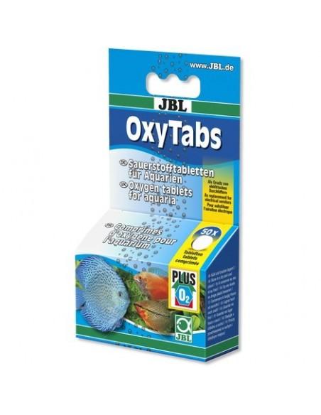 JBL OXYTABS (50 TABLETAS)