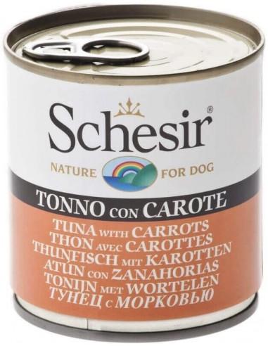 schesir-perro-atun-zanahoria-285-gr