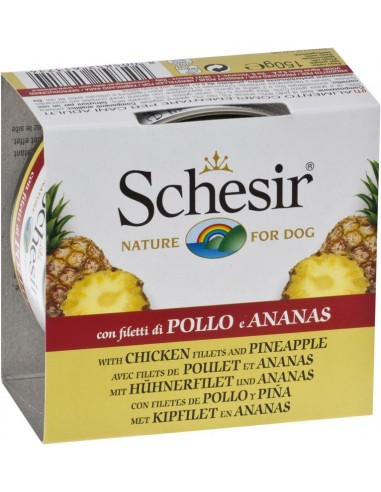 schesir-perro-pollo-pina-150-gr