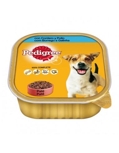 pedigree-tarrina-cordero-y-pollo-300-gr