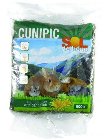 cunipic-sol-de-heno-diente-de-leon-500gr