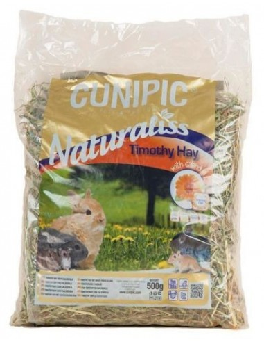 cunipic-naturaliss-heno-timothy-500-gr