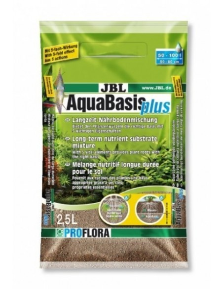 JBL AQUABASIS PLUS 2,5 L