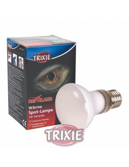 TRX BASKING LAMPARA SPOT 80*100 MM 75 W