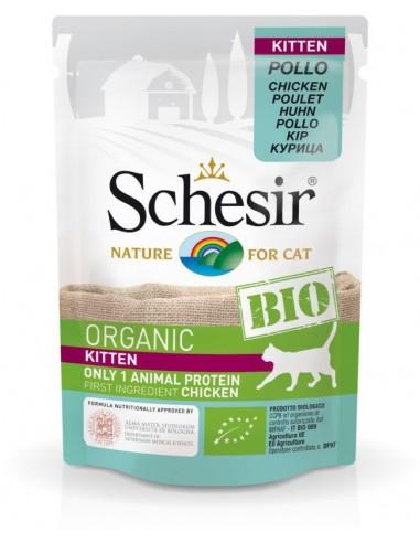 schesir-bio-gato-pouch-kitten-85-gr