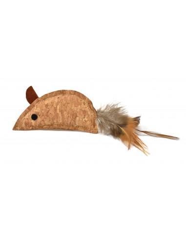 nyc-raton-de-corcho-con-pluma-9-cm