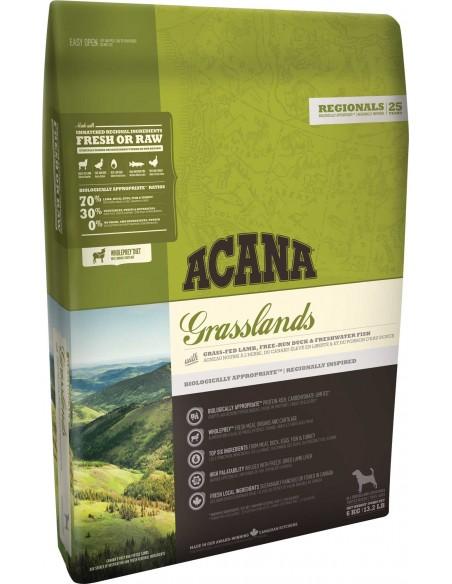 ACANA DOG AD. GRASSLANDS 11.4 KG