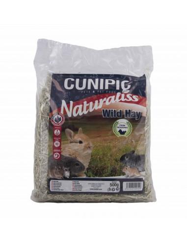 cunipic-naturaliss-heno-salvaje-500-gr