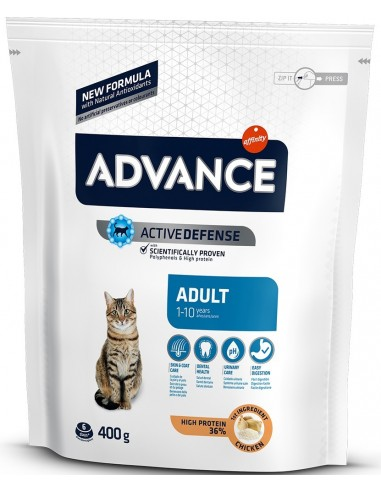advance-cat-ad-pollo-400-gr